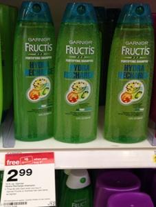 target garnier fructis