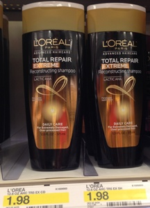 target loreal smaller size