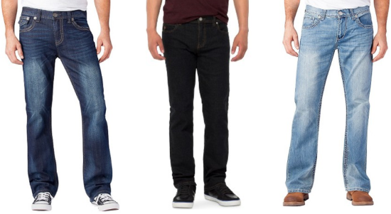 target men jeans collage pic