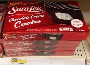 target sara lee snacks