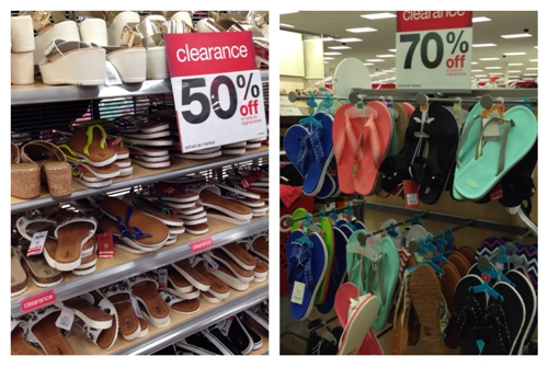 target shoes pic