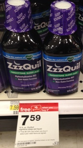 target zzzquil