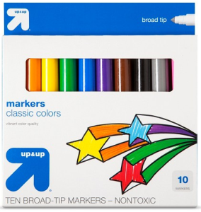 target.com up up color pens