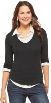 target.com v neck sweater