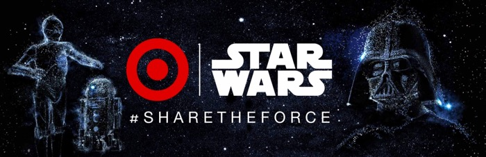 #ForceFriday at Target