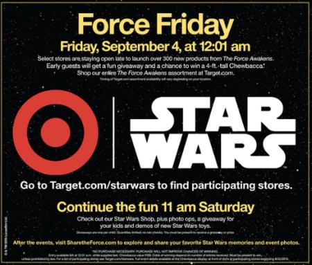 star wars coupons at target