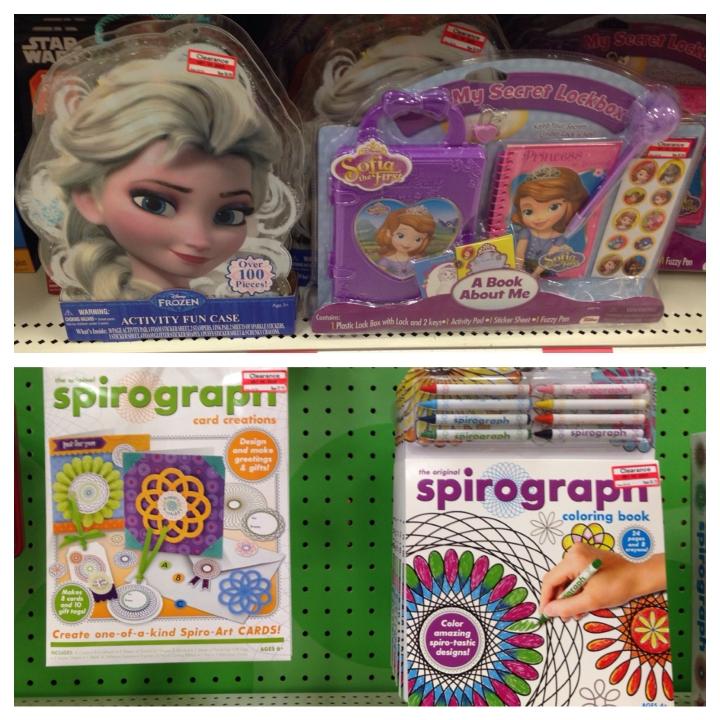 target art kits clear 50