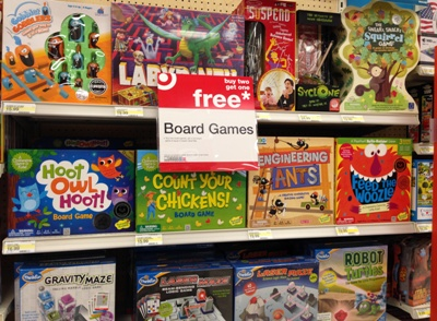 target board games pic