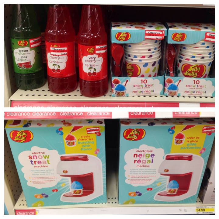 target clear jelly belly 50