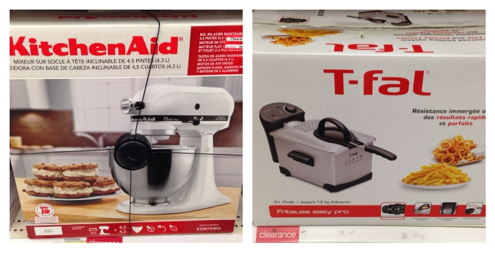 target clear kitchenaid mixer 30