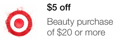target mobile coupon beauty pic