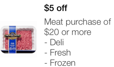 target mobile coupon meat pic
