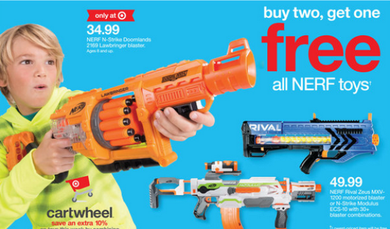 Target Nerf Deal Pic