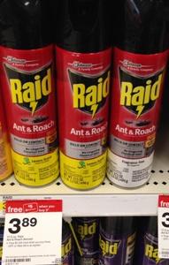 target raid
