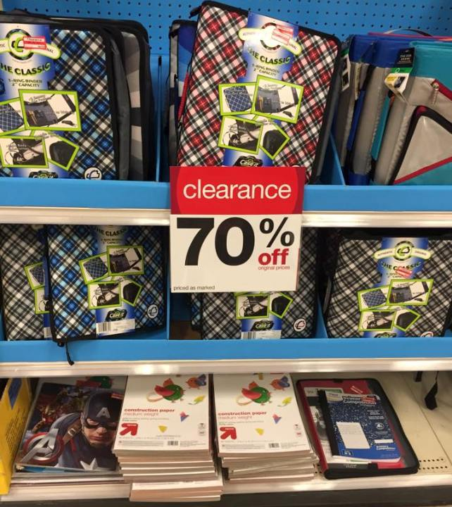 target read clear nicky