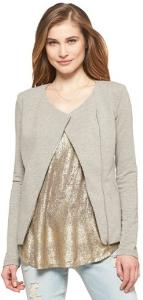 target sweater grey