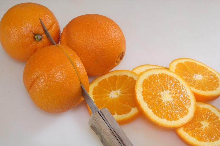 Slice Oranges