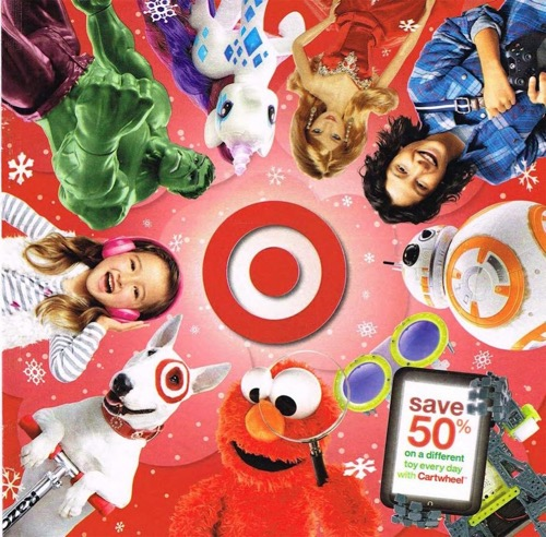 Target Toy Book 2015