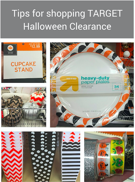 Tips for shopping Target Halloween Clearance