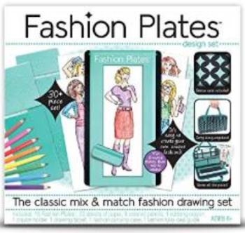 amazon fashion plates