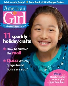 american girl mag