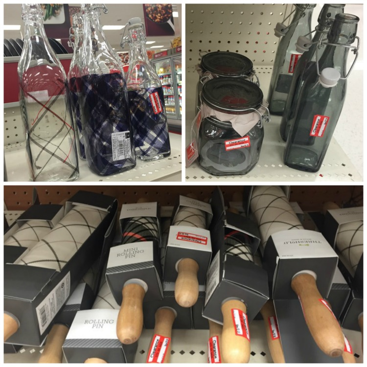 Target Weekly Clearance Update (Plaid Items, Kitchen & more