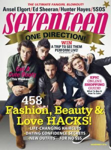 seventeen mag