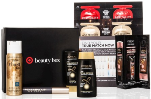 target beauty box deal pic