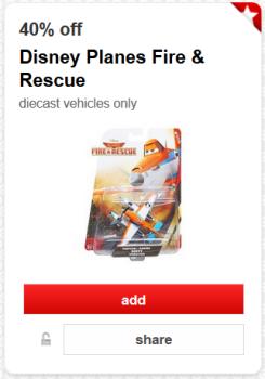 target cartwheel offer disney planes pic