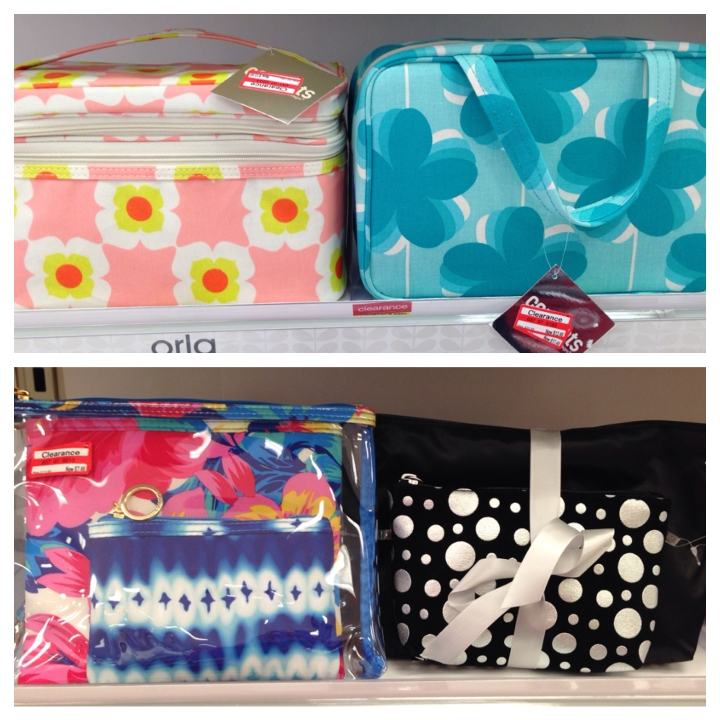 target clear cosmetic bag 50