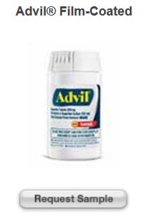 target free sample advil pic