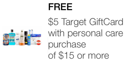 target mobile coupon care deal pic