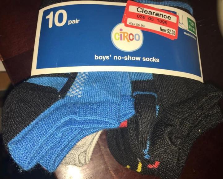 target read new kristi socks