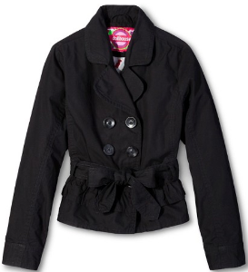 target trench coat