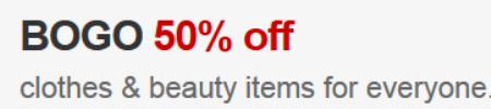 target.com clothes beauty pic