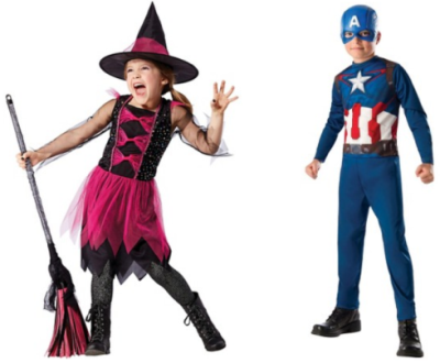 target.com costume collage 1  sc 1 st  All Things Target & Target.com: Buy One Get One FREE on Kids Halloween Costumes ...