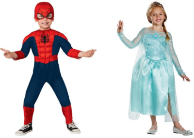 target.com costume collage 2  sc 1 st  All Things Target & Target.com: Buy One Get One FREE on Kids Halloween Costumes ...