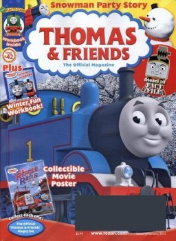 thomas n friends mag