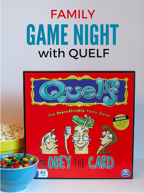 Fun family game night with quelf by spin master games all things fun family game night with quelf by spin master games solutioingenieria Choice Image