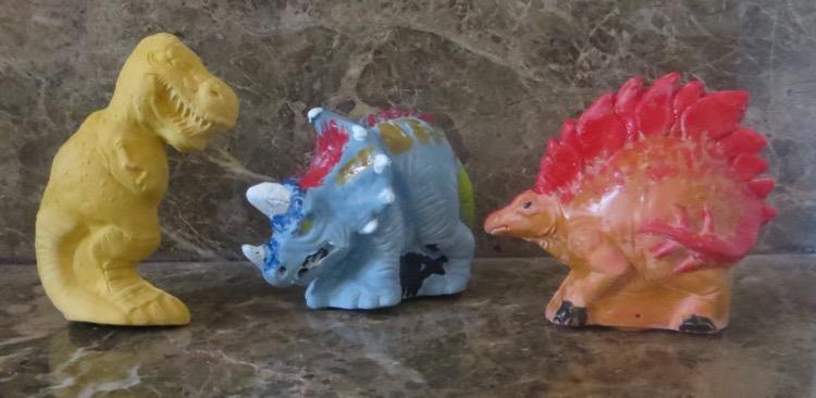 Final dinosaurs