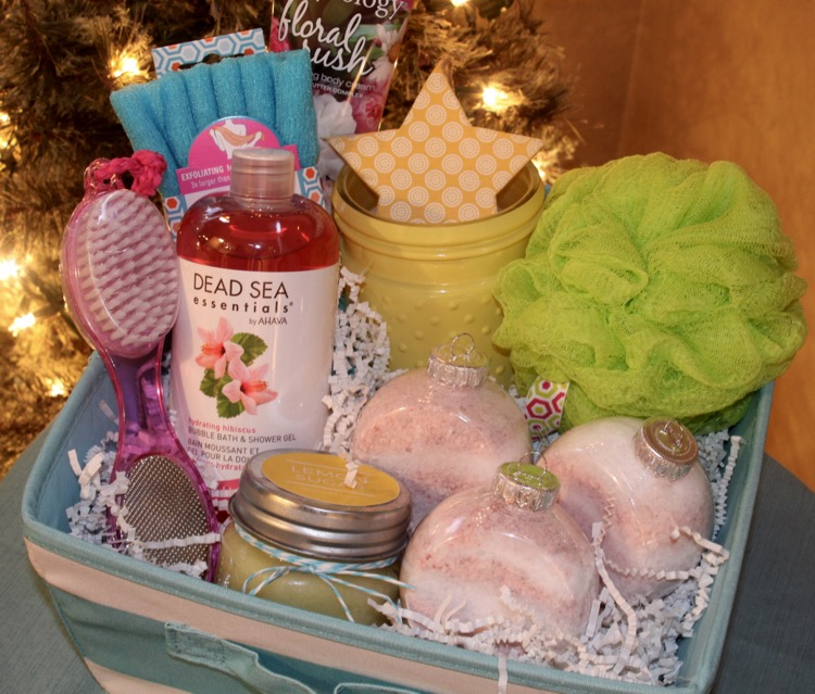The Bathery Gift Basket