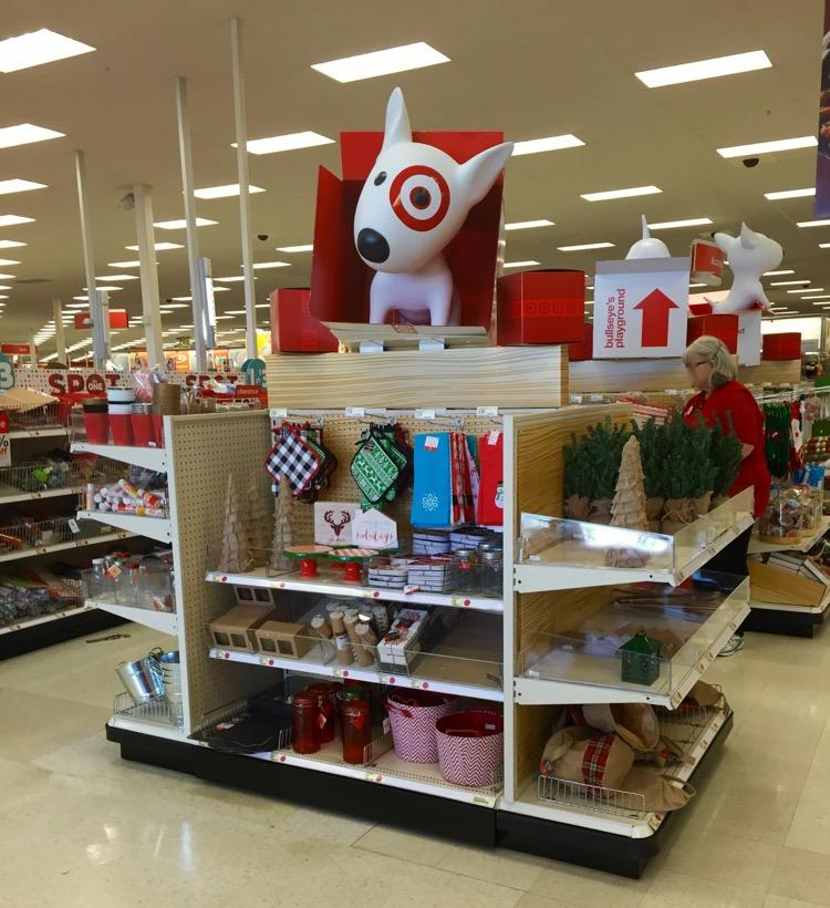 Target Bullseyes Playground