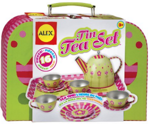 amazon alex tea set