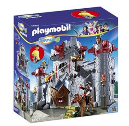 amazon playmobil castle
