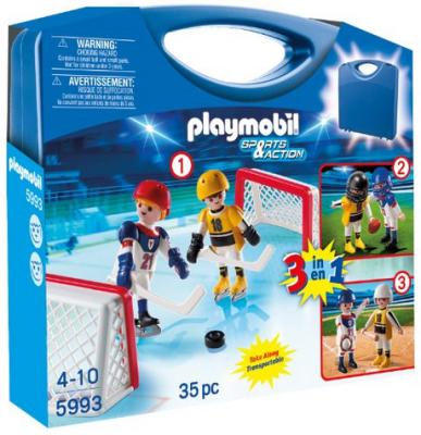 amazon playmobil hockey