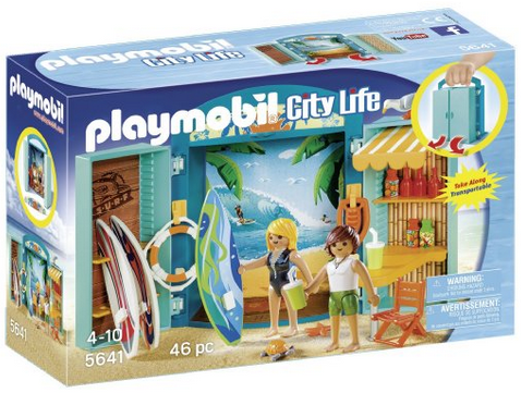 amazon playmobil surf