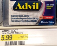 target advil sm