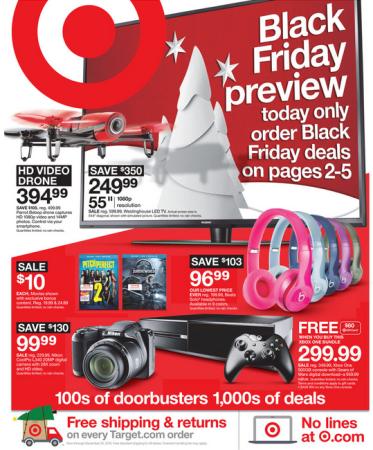 target black friday ad pic