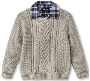 target boy sweater