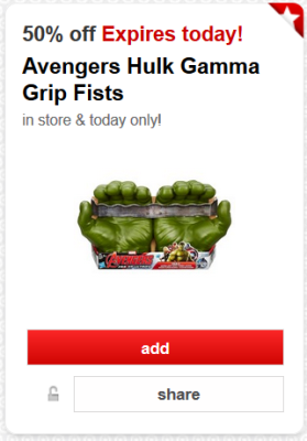 target cw new hulk pic